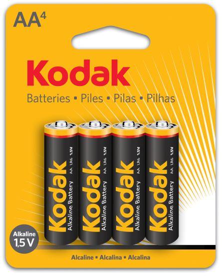52 Kodak AA Batterien