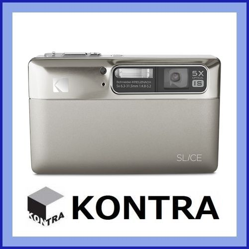 Digitalkamera Kodak Slice silber