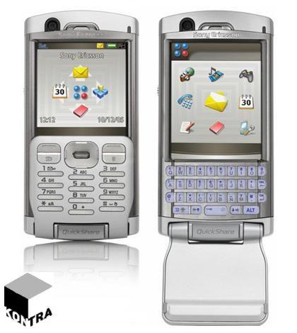 Smartphone Sony Ericsson P990i